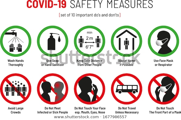 set-corona-virus-covid19-safety