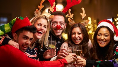Photo of Christmas Party Ideas to Celebrate with Family