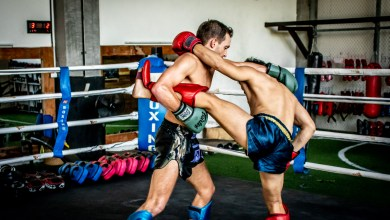 Photo of Muay Thai Training and Boxing in Thailand during Holidays