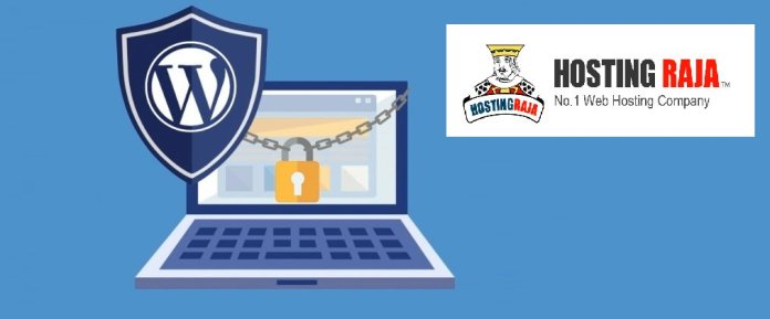 How HostingRaja Can Help You Secure Your WordPress Site?