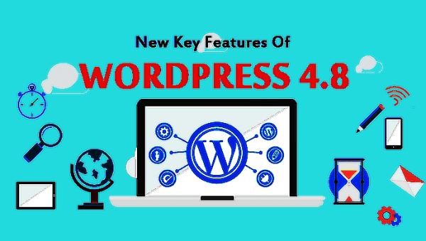 WordPress 4.8 Release – New Updates | WordPrax Blog ...