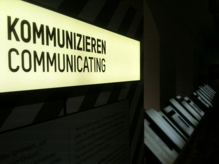 Stadtschrift im MAK Design Labor Wien