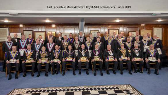 17th Assembly of Mark Lodge Masters and Royal Ark Mariner