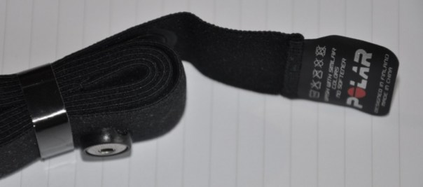 Polar soft strap Heart Rate Monitor HRM fitting