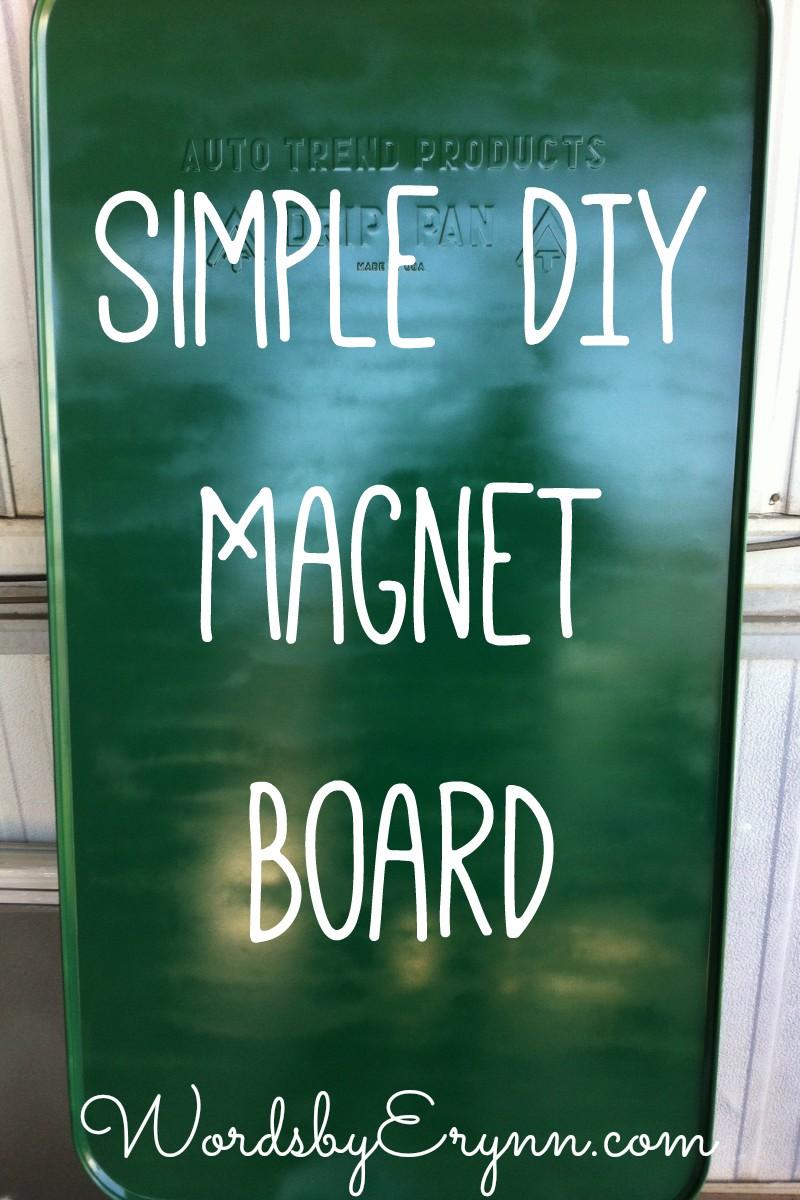 Mag board pic