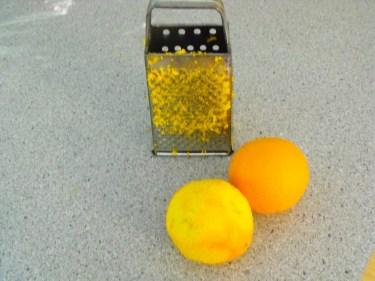 Orange Sweet Rolls
