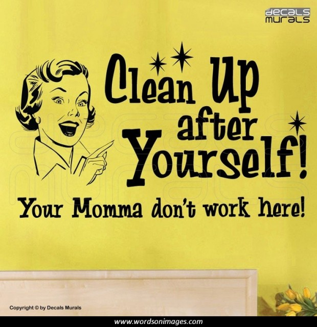 Housekeeping Quotes Funny Housekeeping Poems  Mypoems.co