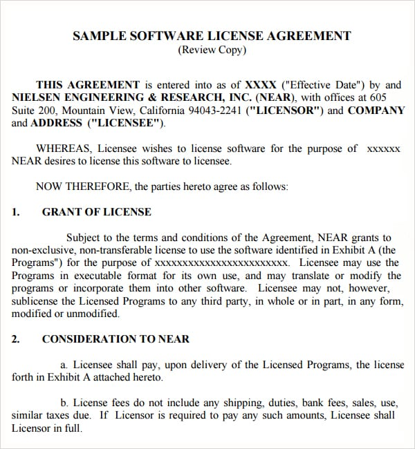 software licence agreement image 1