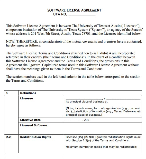 software licence agreement image 4
