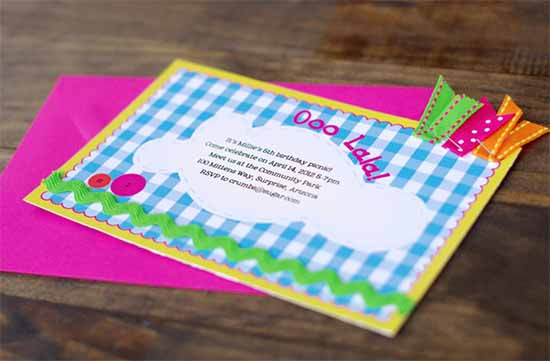 party invitation template image  3