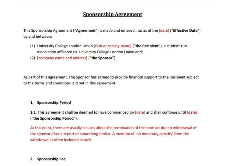 sponsorship agreement image 1