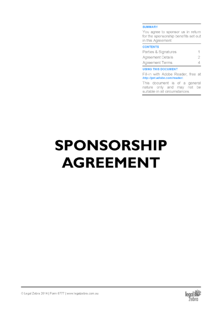 sponsorship agreement image 2