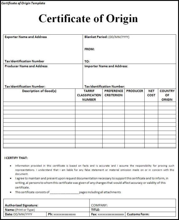 Certificate-of-Origin-Template