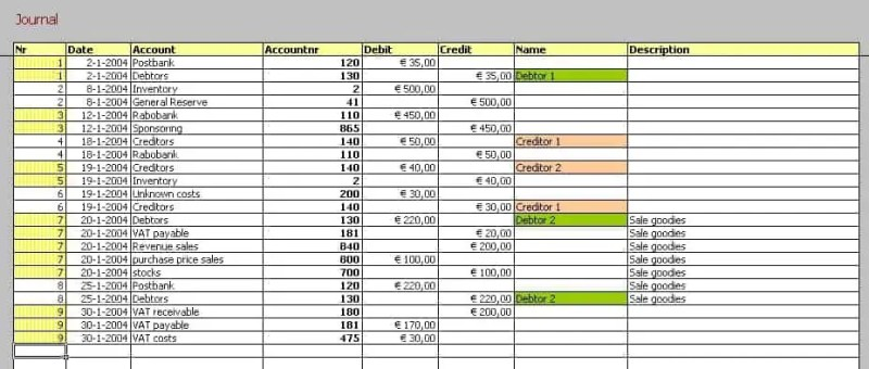 bookkeeping template image 1
