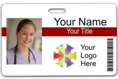 5 id badge templates excel xlts id badge template for word employee id badge template free
