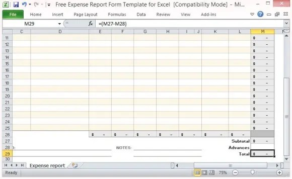 5 Expense Report Form Templates - Excel xlts on weekly timesheet in excel, time sheet in excel, invoice in excel, schedule in excel, address book in excel, balance sheet in excel, data table in excel, accounting in excel, credit memo in excel, inventory in excel, time card in excel,