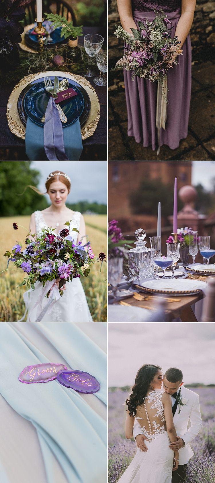 Ultra Violet Wedding Pantone Colour of the Year 2018