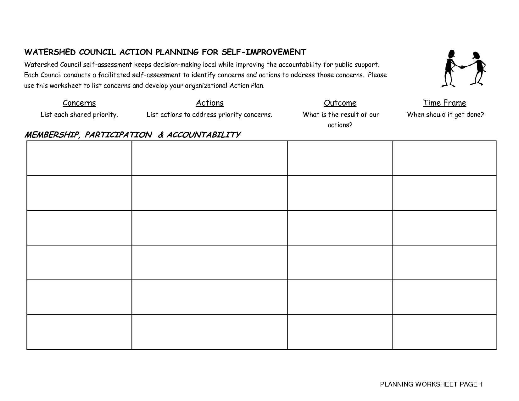 worksheet template word