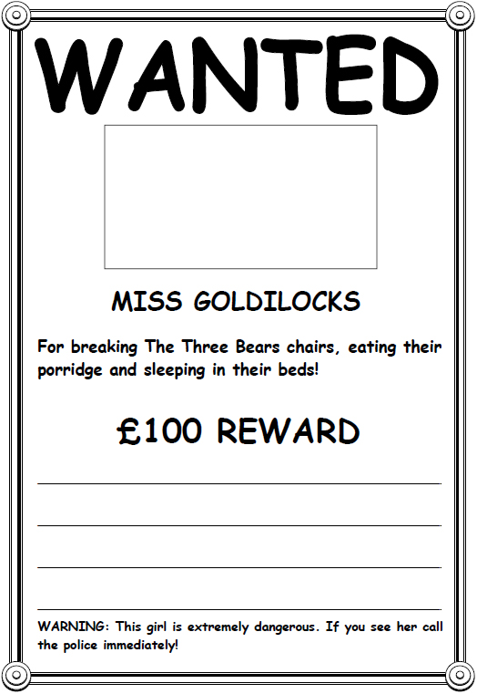 One Can Make Printable Wanted Posters By Using These Templates And Can Also  Distribute Via Social Media Or Email Etc.