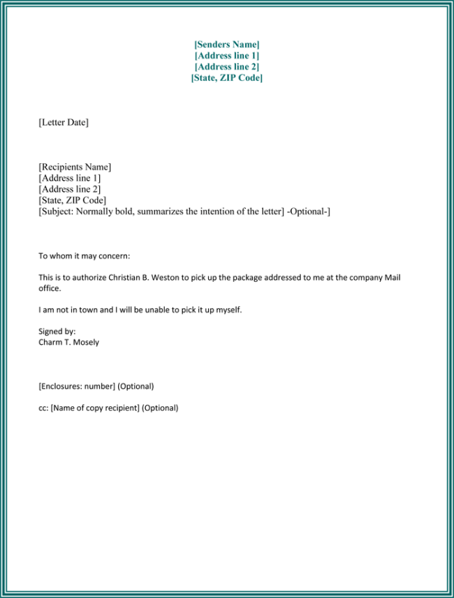sample bank cover letter