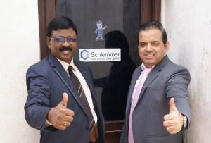 Schlemmer India General Manager