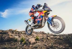 Schlemmer Red Bull / KTM Motorradsponsoring Foto Motorrad