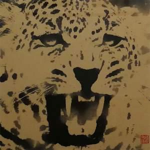 "Bild ""Escape from Circus"" by Fu Wenjun"