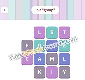 FLOCK FAMILY SET