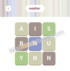 RAIN SUNNY