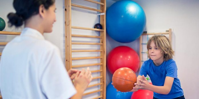 pediatric home health occupational therapy