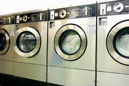 laundromat equipment distributor