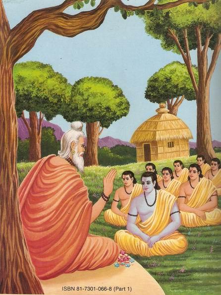 Ramayan Part 1 ChildHood (2)