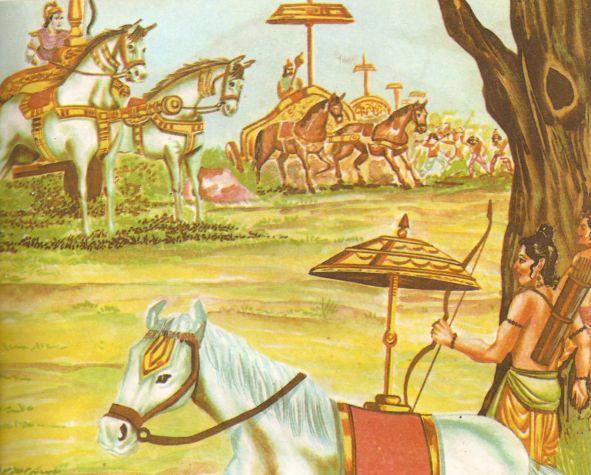 Ramayana Part-11  Lav Kush (13)