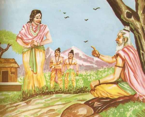 Ramayana Part-11  Lav Kush (17)