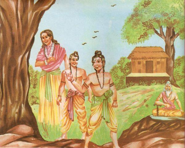 Ramayana Part-11  Lav Kush (18)