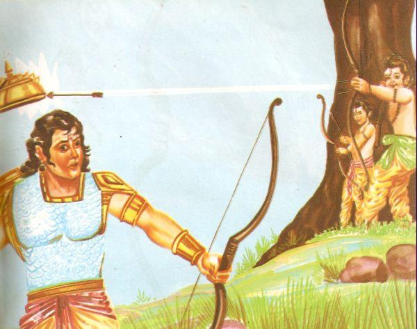 Ramayana Part-11  Lav Kush (7)