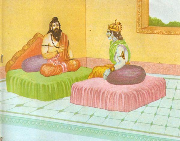 Ramayana Part-12  Ram Rajya (13)