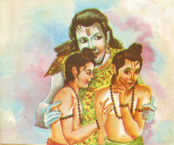 Ramayana Part-12  Ram Rajya (7)