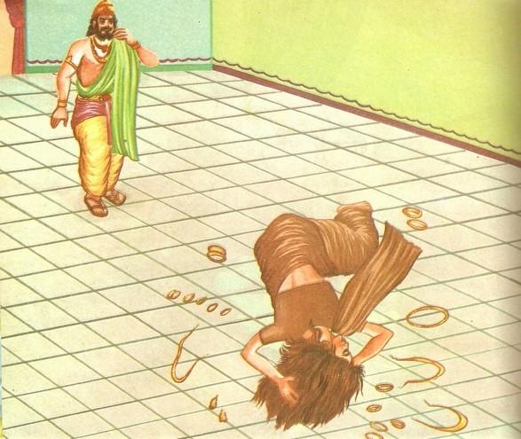 Ramayana Part-3 Dasharatha Promise (10)