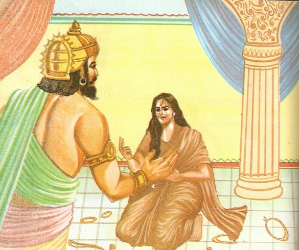 Ramayana Part-3 Dasharatha Promise (12)