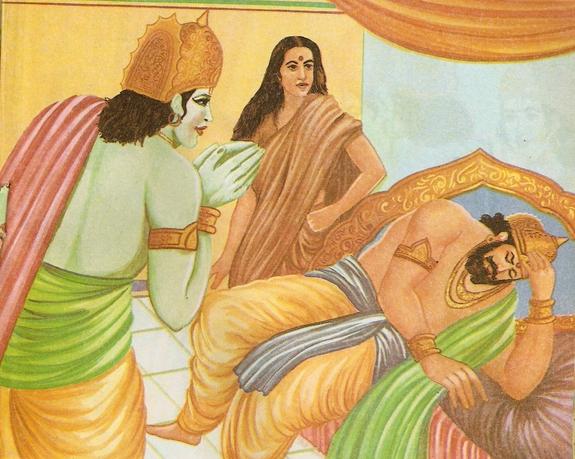 Ramayana Part-3 Dasharatha Promise (17)