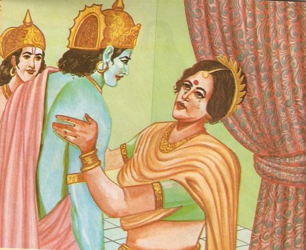 Ramayana Part-3 Dasharatha Promise (18)