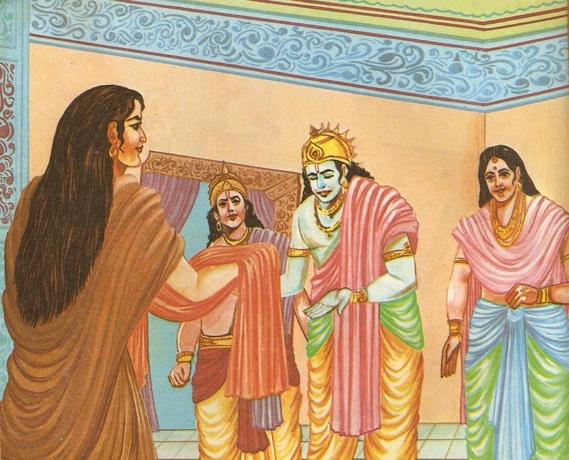 Ramayana Part-3 Dasharatha Promise (22)