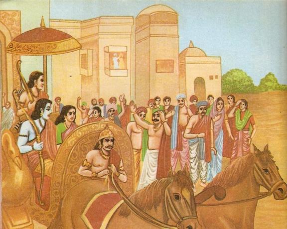 Ramayana Part-3 Dasharatha Promise (24)