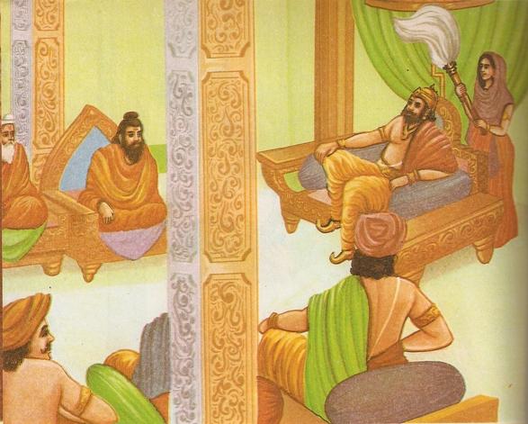 Ramayana Part-3 Dasharatha Promise (4)