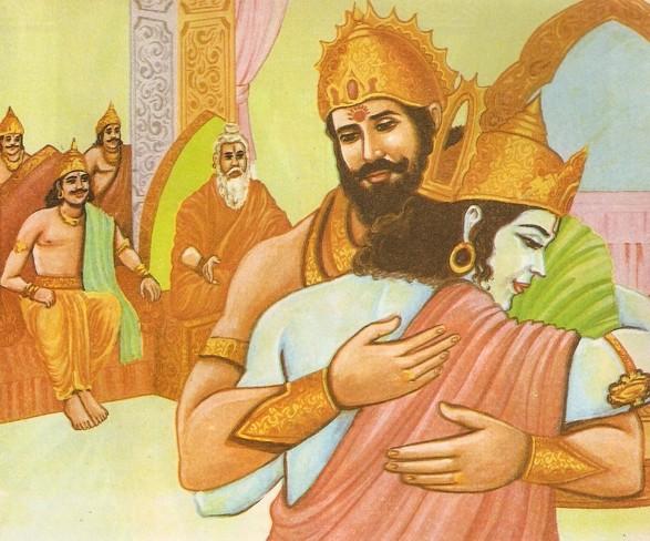 Ramayana Part-3 Dasharatha Promise (5)