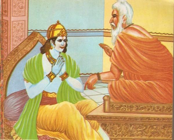 Ramayana Part-3 Dasharatha Promise (7)
