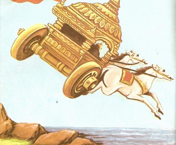 Ramayana Part-5 Sita Haran (10)