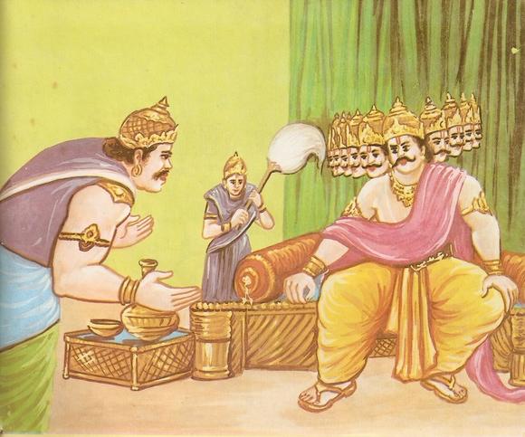 Ramayana Part-5 Sita Haran (11)