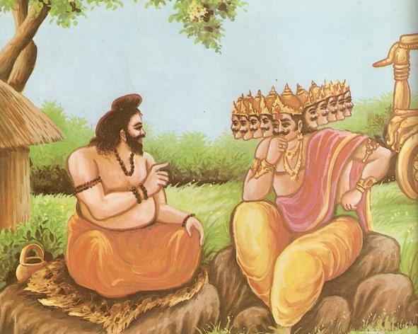 Ramayana Part-5 Sita Haran (12)